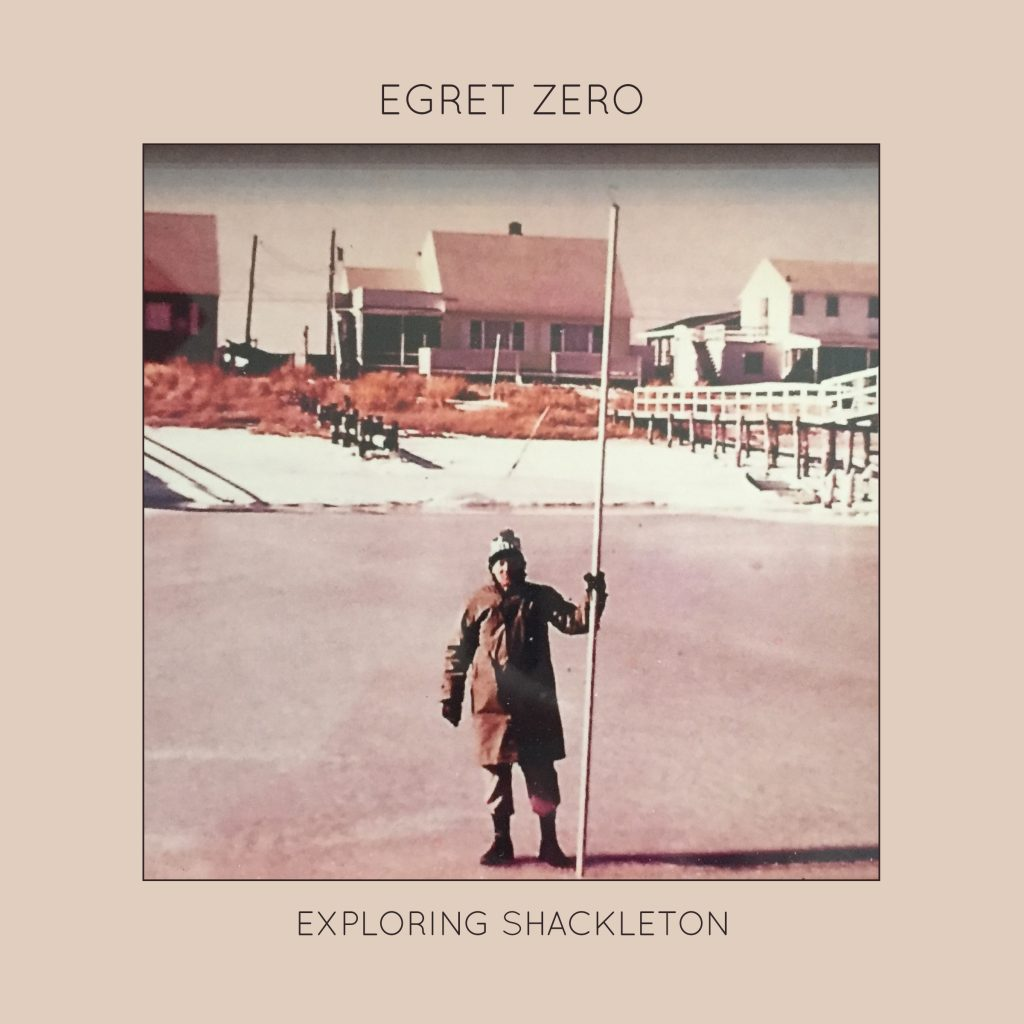 Exploring Shackleton album cover